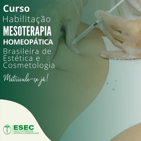 Curso de Mesoterapia e Mesobotox